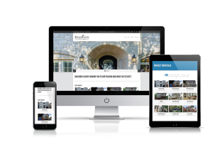 Luxury property custom builder website north york