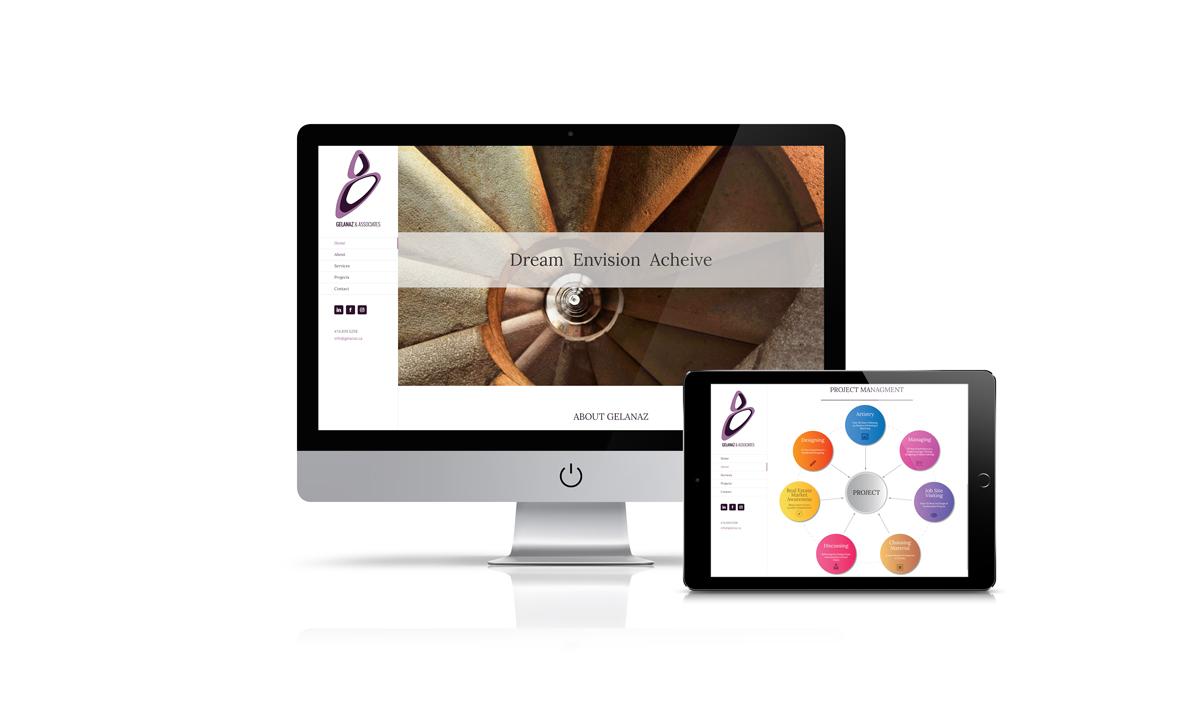 Gelanaz hemati interior designer website apostrophe for Interior designs website