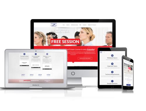 Real Estate Tutoring Online Course Registration