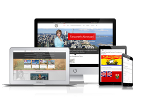 Farzaneh Abravani Immigration Lawyer Website designer