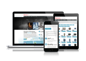 ramnor-hvac-website-design-oshawa