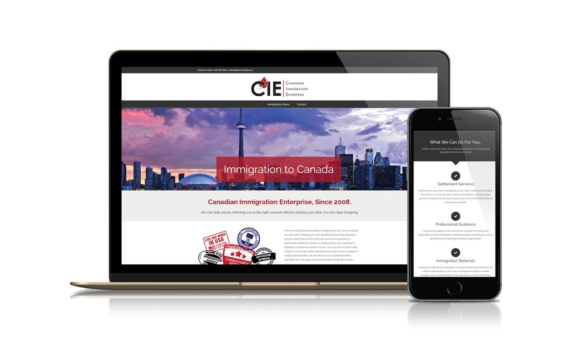 canada immigration website