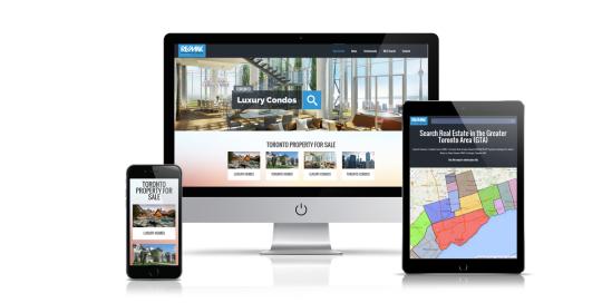 real estate website mississauga