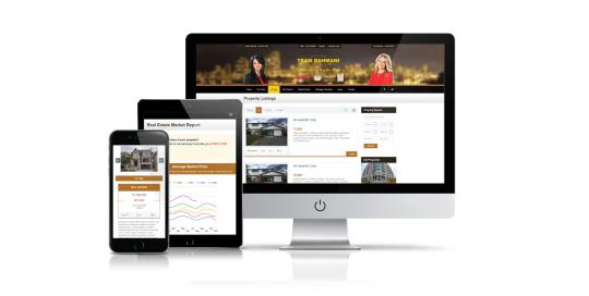 Team Bahmani Real Estate Website