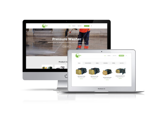 Green Can Pump Industrial Products Online Shop