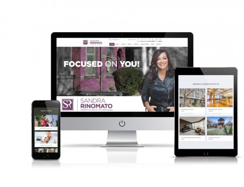 Sandra Rinomato Real Estate Website and Marketing Platform
